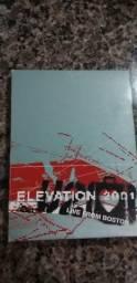 DVD duplo U2