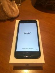 IPhone 7 128Gb Space Gray Perfeito Caixa manual cabo carregador