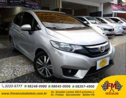 Honda - Fit Aut. Único Dono C/ Bancos de Couro/ Impecável! 2016 - 2016