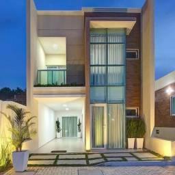 (ELI-TR48624) Casa em Condomínio no Eusébio 137m², 3 suítes, 2 vagas