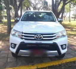 Toyota Hilux SRX 2.8 TDI 4x4 - 2016