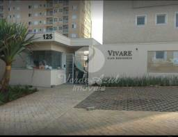 Apartamento à venda com 2 dormitórios em Parque bom retiro, Paulínia cod:AP004576