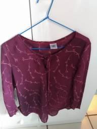 Blusas para gestante Tam G