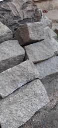 Pedras para jardim paralelepípedo
