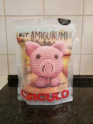 Amigurumi porco no Elo7 | Sonho em Crochê - By Anatalia (10123C8) | 256x192