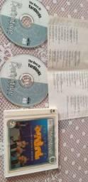 CD Duplo Yardbirds com Eric Clapton, raro