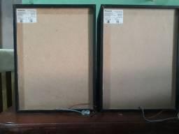 2 Caixas Panasonic Acusticas