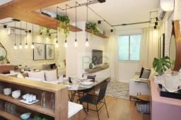 Apartamento com 2 dormitórios à venda, 43 m² por R$ 233.970 - Santo Amaro - São Paulo/SP