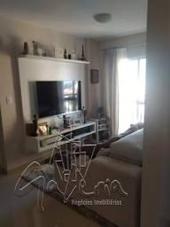 Apartamento à venda com 2 dormitórios em Campestre, Santo andré cod:8750