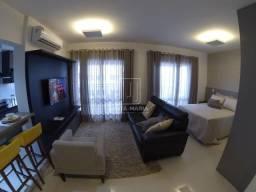 Apartamento à venda com 1 dormitórios em Vl ana maria, Ribeirao preto cod:56186