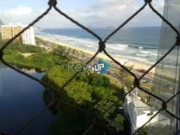 Apartamento à venda com 1 dormitórios em Barra da tijuca, Rio de janeiro cod:23208