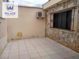 Casa com 3 dormitórios para alugar, 230 m² por R$ 1.800/mês - Vila Independência - Piracic