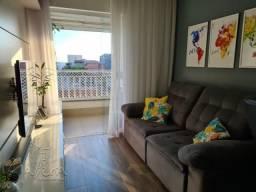 Apartamento à venda com 1 dormitórios em Nova gerty, São caetano do sul cod:9235