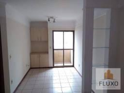 Apartamento com 1 dormitório para alugar, 45 m² - Jardim Panorama - Bauru/SP