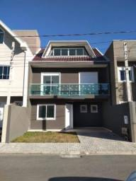 Sobrado com 3 dormitórios à venda, 156 m² - Cidade Industrial - Curitiba/PR