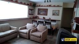 Apartamento com 3 dormitórios à venda, 91 m² por R$ 290.000 - Balneário Cidade Atlântica -