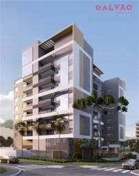 Apartamento à venda com 3 dormitórios em Ahú, Curitiba cod:40547