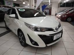 Toyota yaris 2020 1.5 16v flex xls connect multidrive