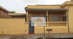 Casa com 1 dormitório para alugar, 60 m² por R$ 600,00/mês - Vila Tibério - Ribeirão Preto