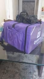 Bag mochila para delivery entregador