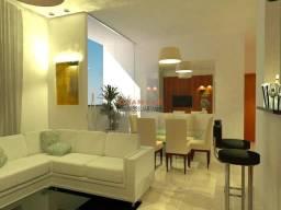 Cobertura à venda com 3 dormitórios em Salgado filho, Belo horizonte cod:5747