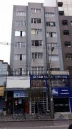 Kitnet MOBILIADA com 1 dormitório para alugar, 32 m² por R$ 550/mês - Centro - Curitiba/PR