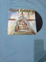 Disco vinil lp iron maiden