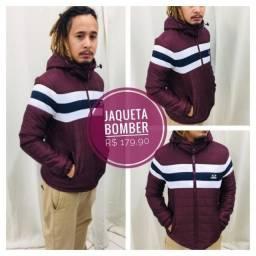 Jaquetas Bomber - Várias Marcas