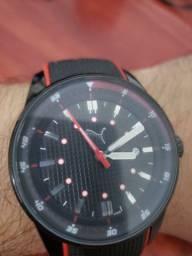 Relógio puma esportivo/casual