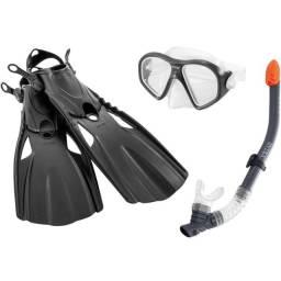 Kit Mergulho Reef Rider Sports Intex (NOVO)