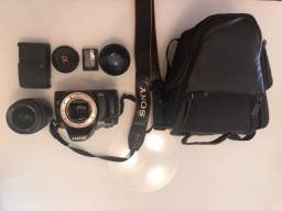 Sony A-380 (DSLR-A380 made in Japan)