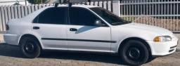 Honda Civic Sedan todos opcionais funcionando