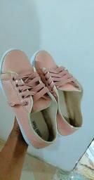 Sapato novo usado apenas 1 vez