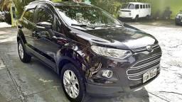 Ford NewEcosport Titanium Top de linha Automática Financia S entrada