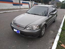 Honda Civic LX Automático 1.6 2000