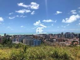 Lote em condomínio na Mangabeiras com vista total para o mar e parte baixa de Maceió