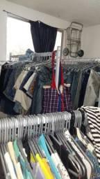 Brecho de roupas. com tudo