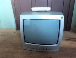 Televisão Colorida 14 Polegadas Semp Toshiba Usada