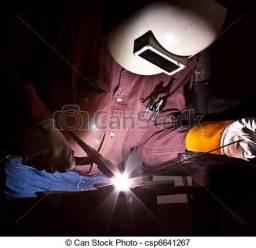 Procuro soldador tig para trabalhar por produção