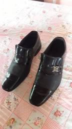 Sapato Social em verniz preto