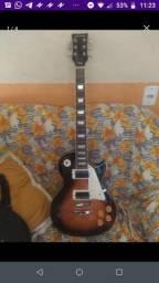 Aceito cartão guitarra Michael Less Paul nova nunca usada