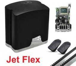 Motor Automático p/ Portão Jet Flex PPa Ultra Rápido 1/4 Novo