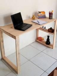 Mesa Computador em Pallet