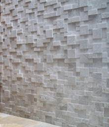 Título do anúncio: Mosaico de Pedra São Tomé 3D Revestimento Natural Promoção DoMeuGosto
