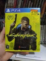 Cyberpunk 2077 C/Mapa (Jogos PS4)