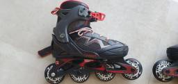 Patins Oxelo Decathlon tam 35/38