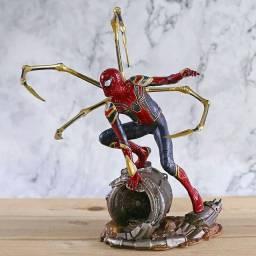 Estátua Coleção Homem Aranha