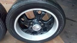 Roda Aro 22 Com pneus