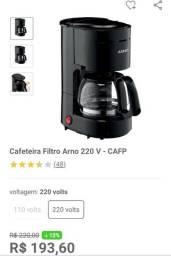 Título do anúncio: Cafetera Elétrica Perfectta Arno