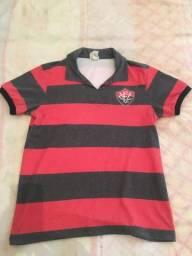 Camisa Vitória polo